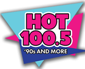 CFJL-FM - Image: CFJL HOT100.5 logo