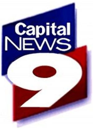 Spectrum News Capital Region - Logo as Capital News 9, used from October 11, 2002 until March 15, 2010; it is based on a similar logo used by its former sister channel in the Tampa Bay area, Bay News 9 (now owned by Bright House Networks).