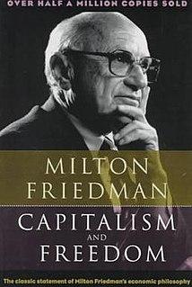 <i>Capitalism and Freedom</i>