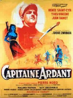 <i>Captain Ardant</i> 1951 film by André Zwobada