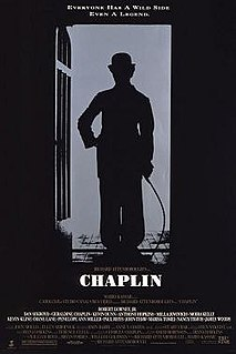 <i>Chaplin</i> (film) 1992 film by Richard Attenborough