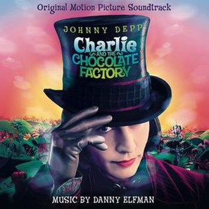 Charlie and the Chocolate Factory (soundtrack) - Image: Charlie and the chocolate factory