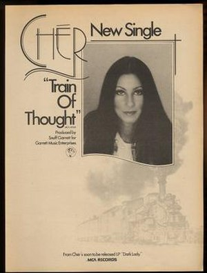 Train of Thought (Cher song) - Image: Cher 1970Stills 89