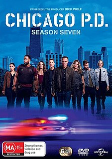 <i>Chicago P.D.</i> (season 7) Season of television series