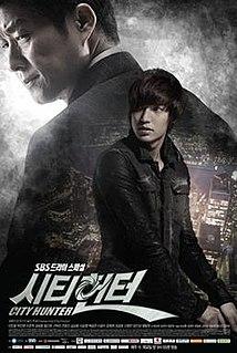 <i>City Hunter</i> (TV series) 2011 South Korean TV series