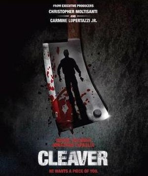 Cleaver (The Sopranos) - Poster for the film Cleaver.