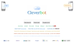 Cleverbot website.png