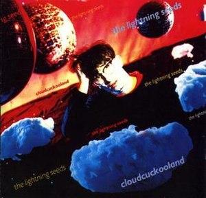 Cloudcuckooland (album) - Image: Cloudcuckooland front