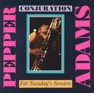 Conjuration: Fat Tuesday's Session - Image: Conjuration Fat Tuesday's Session