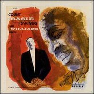 Count Basie Swings, Joe Williams Sings - Image: Count Basie Swings Joe Williams Sings