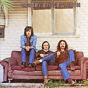 Crosby, Stills, and Nash album cover