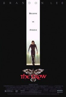 <i>The Crow</i> (1994 film) 1994 film by Alex Proyas