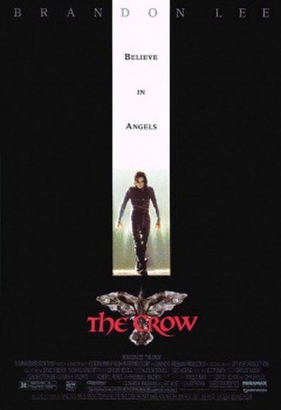 Picture of a movie: The Crow