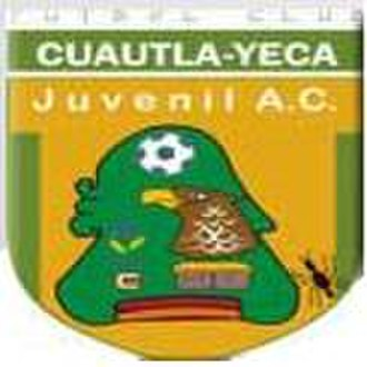 C.D. Cuautla - The badge used in the second division