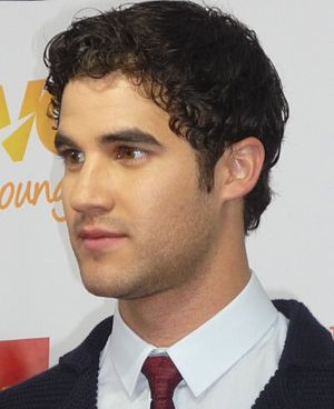 Darren Criss - Criss at Trevor Live, December 2012