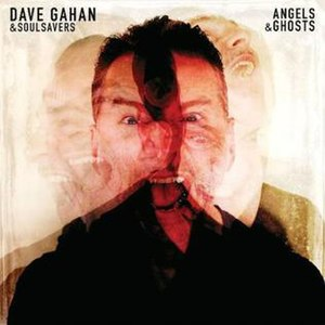 Angels & Ghosts - Image: Dave Gahan and Soulsavers, Angels & Ghosts cover