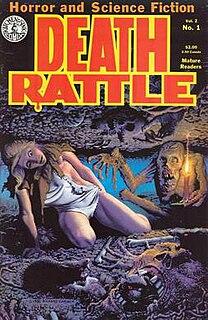 <i>Death Rattle</i> (comics)