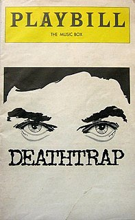 <i>Deathtrap</i> (play) Play by Ira Levin