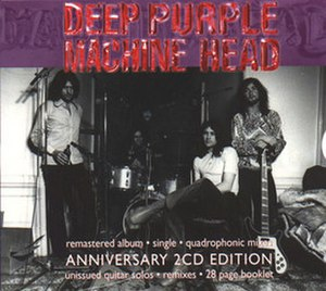 Machine Head (album) - Image: Deeppurple machinehead anniversary