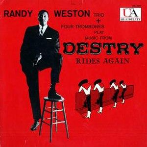 Destry Rides Again (album) - Image: Destry Rides Again (album)