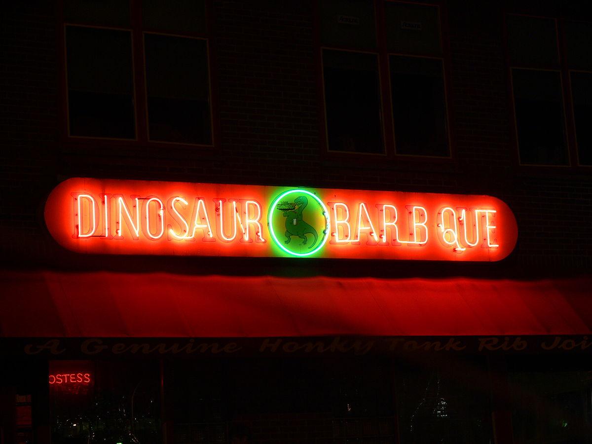 Dinosaur Restaurant Troy New York
