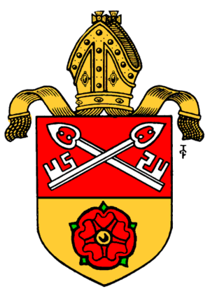 Diocese of Blackburn - Image: Dio Blackburn arms
