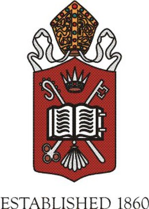 Diocesan Girls' School - Image: Diocesan Girls' School School Crest