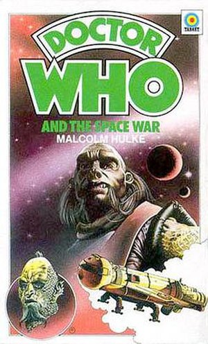 Frontier in Space - Image: Doctor Who and the Space War