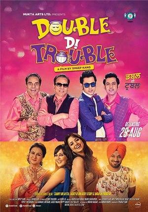 Double Di Trouble - Image: Double Di Trouble Poster
