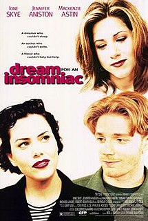 <i>Dream for an Insomniac</i> 1996 film by Tiffanie DeBartolo