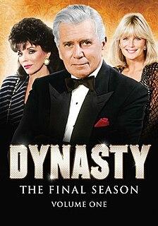 <i>Dynasty</i> (1981 TV series, season 9) Television season