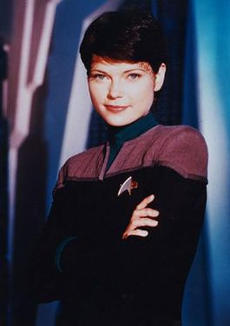 Ezri Dax - Image: Ezri Dax Season 7 Promotional Photo