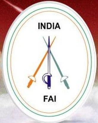 Fencing Association of India - Image: FAI India