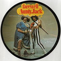 ?Farewell Aunty Jack? cover