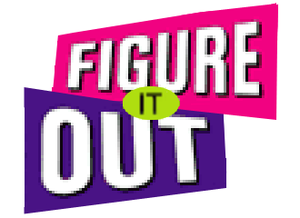 Figure It Out - Image: Figure It Outlogo