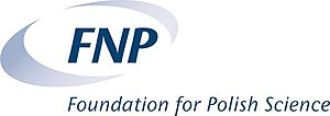 Foundation for Polish Science - Image: Foundation for Polish Science logo