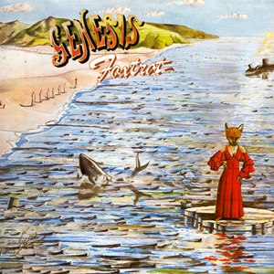Foxtrot (album) - Image: Foxtrot 72