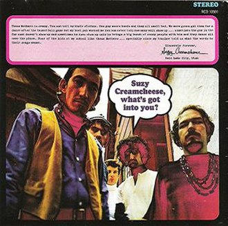Freak Out! - Image: Freak Out! back cover