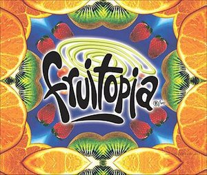 The original Fruitopia logo