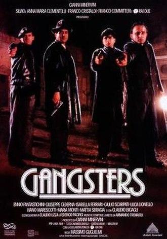 Gangsters (1992 film) - Film poster
