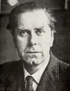 George Pace British architect