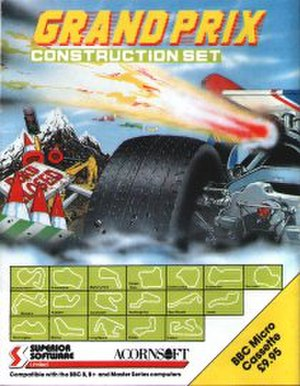 Grand Prix Construction Set - Grand Prix Construction Set cover art