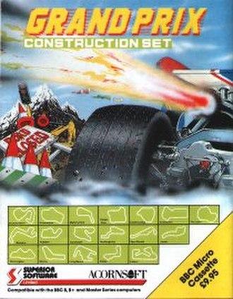 Grand Prix Construction Set - Grand Prix Construction Set cover art