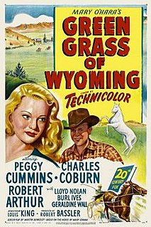 <i>Green Grass of Wyoming</i> 1948 film by Louis King