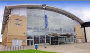 Grimsby Auditorium - Image: Grimsby auditorium