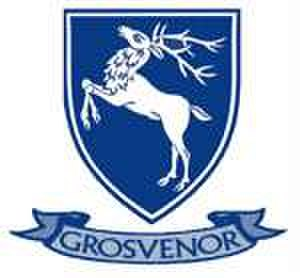 Grosvenor Grammar School - Image: Grosvenor Grammar