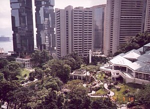 1990s in Hong Kong - Central District, 1992
