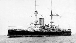 HMS Renown (1895) - British battleship HMS Renown