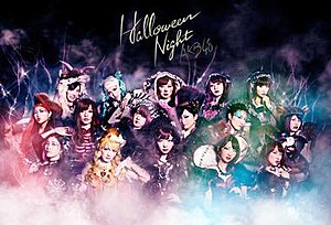 Halloween Night (song) - Image: Halloween Night Promo