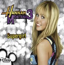 Supergirl Hannah Montana Song Wikipedia